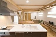 オープンキッチン TOTO (1)