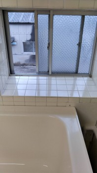 浴室クリーングAFTER