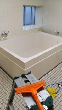 浴室クリーング AFTER