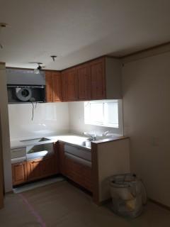 戸建賃貸 キッチン
