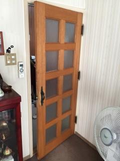 内装ドアBEFORE