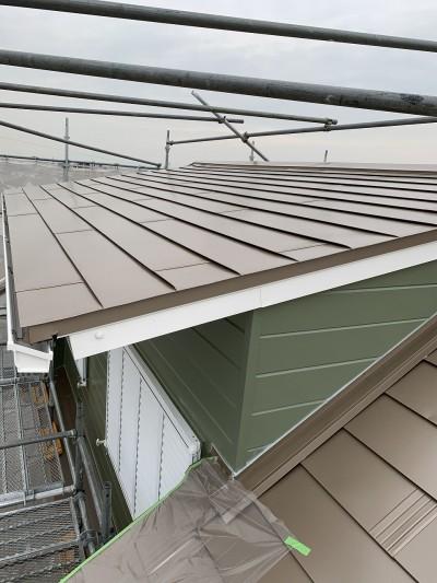 屋根カバールーフ工法