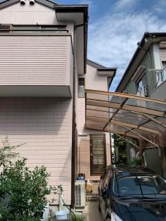 屋根塗装 相談事例2
