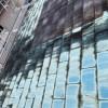 コロニアルの屋根材の劣化