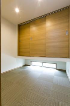モダン和室施工事例の一例