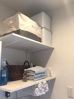 可動棚の設置DIY