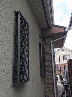 外壁 現状2