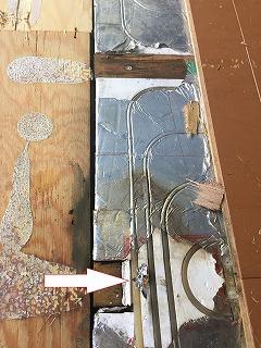床暖 漏水の原因