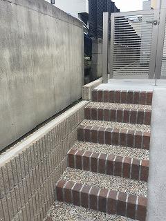 階段手すりの設置相談