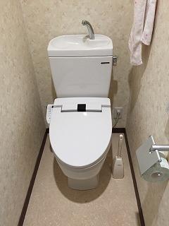 トイレ交換相談