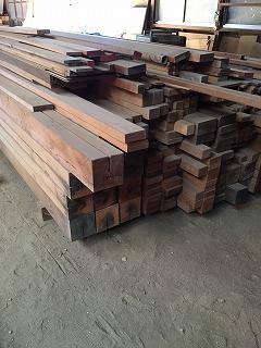 施主様支給の材木2