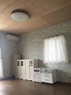 天井材張替え1