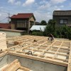 新築 基礎工事
