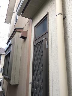 外壁 現状1