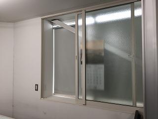 内窓暖熱リフォーム