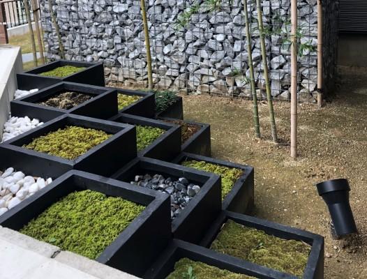 庭DIYの事例