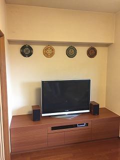 オーダー家具の製作&設置