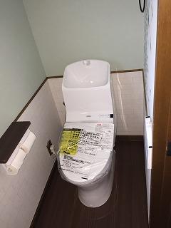 手洗い付トイレHV