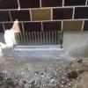 床下管通気口の設置