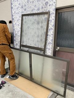 断熱窓ガラス