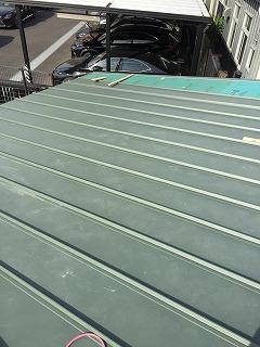 雨漏り 屋根工事