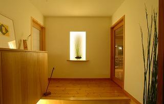 内観写真 玄関