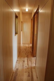 2世帯住宅施工事例