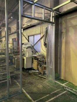 工場 テントブース