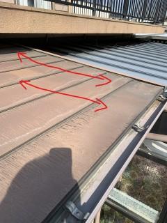 屋根、軒の雨漏り