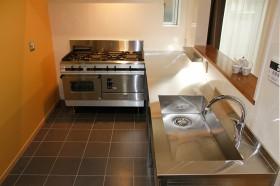厨房としてのキッチン