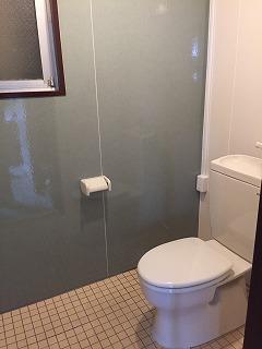 和式トイレを様式へ