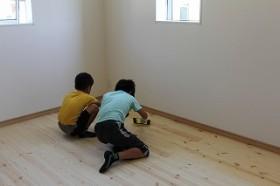 家づくり子ども体験型