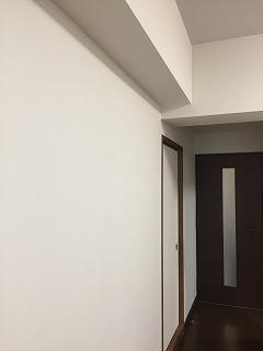 マンション天井、壁
