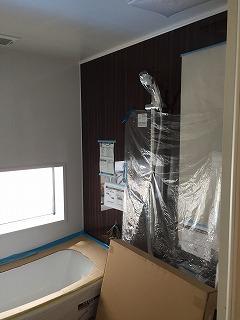 注文住宅 浴室