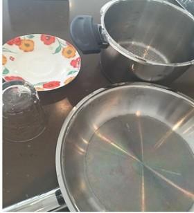 ボッシュ食洗機 洗いあがり2