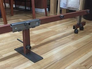 折り畳み舞台(2)
