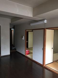 マンション和室BEFORE