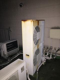 業務用エアコンの工事