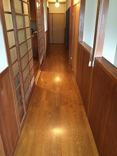 床の張替え相談