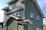 外壁塗装オリーブの家