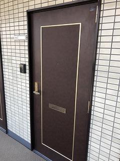 マンション玄関ドアAFETR