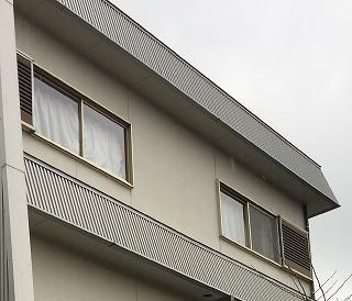 外壁部分塗装 BEFORE