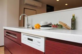 家具のように空間になじむキッチン